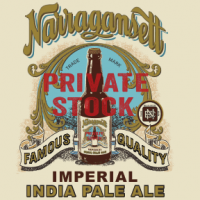 Narragansett Private Stock Imperial IPA