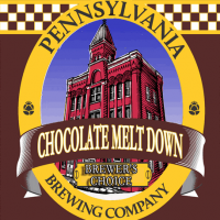 Penn Chocolate Melt Down Stout