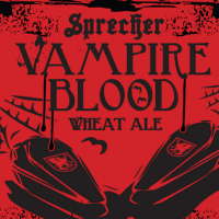 Sprecher Vampire Blood Wheat Ale