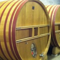 crooked stave barrel cellar foeders