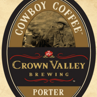 crown valley cowboy coffee porter