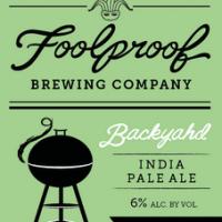 Foolproof Backyahd IPA