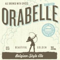 Great Divide Orabelle Belgian Tripel