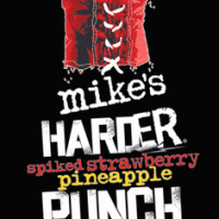 Mike's Harder Spiked Strawberry Pineapple Punch