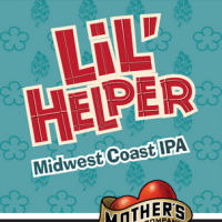 Mother's Lil' Helper Midwest Coast IPA
