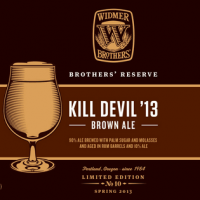 Widmer Brothers Kill Devil '13 Brown Ale