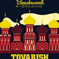 beachwood tovarish label