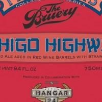 ichigo highway bruery hangar 24