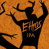 tallgrass ethos ipa label
