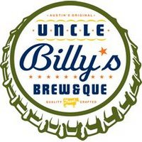 uncle billys brew and que logo
