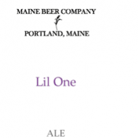 Maine Lil One Ale