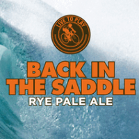 Half Moon Bay Back in the Saddle Rye Pale Ale