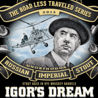 Two Roads Igor's Dream Front Label