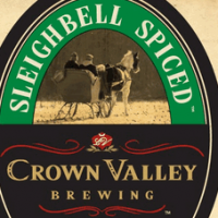 Crown Valley Sleighball Spiced Ale