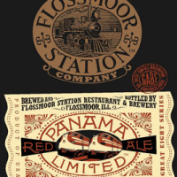 Flossmoor Station Panama Limited Red Ale