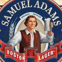 Samuel Adams Boston Lager 30th Body Label