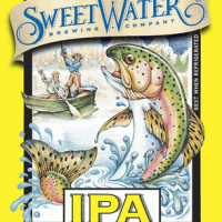 SweetWater IPA label