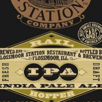 Flossmoor Station Rail Hopper IPA