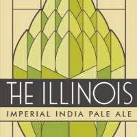 Goose Island The Illinois Imperial IPA label