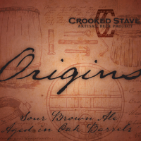 Crooked Stave Origins label