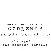 Allagash Coolship Single Barrel One Bourbon Barrel Aged Ale
