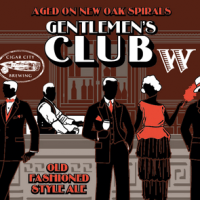 Widmer Brothers Oak Aged Gentlemen's Club