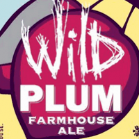 Tallgrass Wild Plum Farmhouse Ale