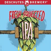 Deschutes Fresh Squeezed Label