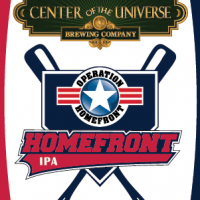 Center of the Universe Homefront IPA
