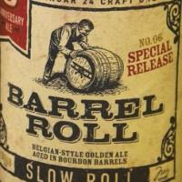 hangar 24 barrel roll photo