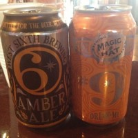 magic hat west sixth cans