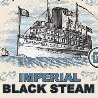 Narragansett Imperial Black Steam Lager