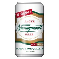 Narragansett Lager 12OZ CAN square