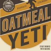 Great Divide Oatmeal Yeti Imperial Stout