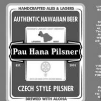 Maui Pau Hana Pilsner