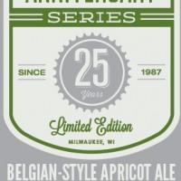 Lakefront Belgian Apricot Ale
