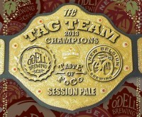 tag team session pale ale