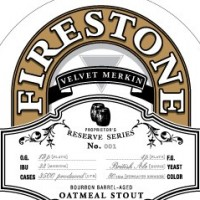 Firestone Walker Velvet Merkin label