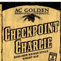 AC Golden Checkpoint Charlie Berliner Weisse