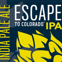 Epic Escape to Colorado IPA label