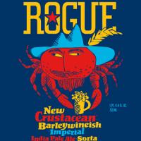 Rogue New Crustacean Barleywineish Imperial IPA Sorta