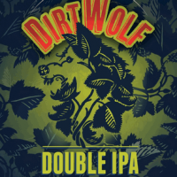 Victory DirtWolf Double IPA label