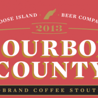 Goose Island Bourbon County Brand Coffee Stout 2013