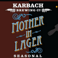 Karbach Mother-In-Lager label