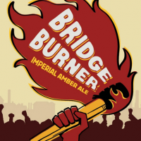 Lakefront Bridge Burner Imperial Amber Ale