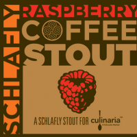 Schlafly Raspberry Coffee Stout