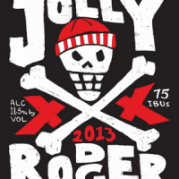 Drake's Jolly Rodger 2013 Imperial American Black Ale