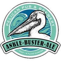 Pelican Ankle-Buster Ale logo