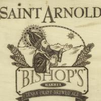 Saint Arnold Bishop's Barrel 5 Bourbon Barrel-aged Ale