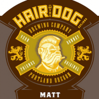 Hair of the Dog Matt Commemorative Ale